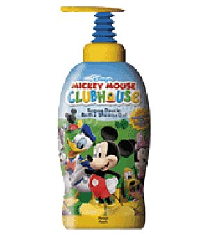 Mickey Friends Gel de baño Mickey Friends 1 l