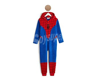 Spider-Man Pijama polar para niño talla 5