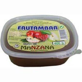 Frutambar Dulce de manzana Tarrina 400 g