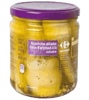 Carrefour Alcachofas aliñadas 255 g