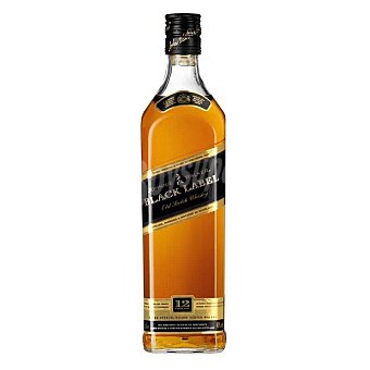 Johnnie Walker Whisky etiqueta negra Botella 70 cl