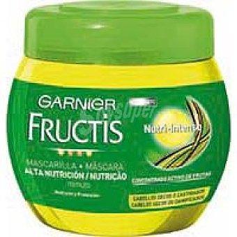 Fructis Garnier Mascarilla Nutri Intense Tarro 400 ml