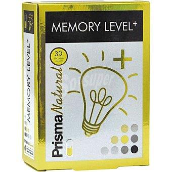 Prisma natural Memory Level + previene la pérdida de memoria y mejora la recuperación de la misma ápsulas envase 30 c