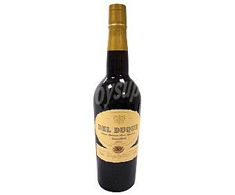 DEL DUQUE Vino amontillado palomino fino con denominación de origen de Jerez Botella de 75 centilitros