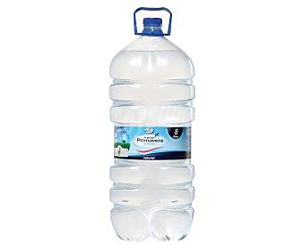 Fuente Primavera Agua Mineral 8 Litros