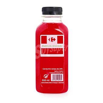 Carrefour Zumo de granada recién exprimido 500 ml