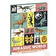 Calendario de Adviento Jurassic dekora, 1 ud., 50 G 1 ud. Dekora