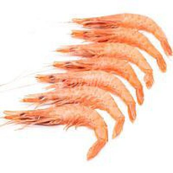Gamba arrocera descongelada 250 g