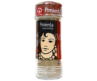 Carmencita Pimienta negra molida 50 g