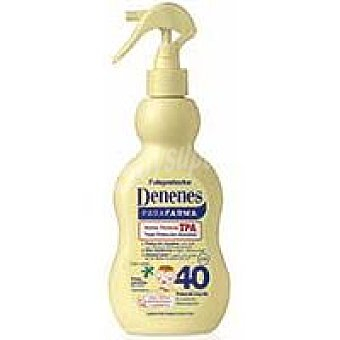 Denenes Spray Solar F40 Bote 200 ml