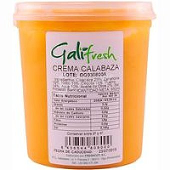 Crema de calabaza Bote 850 g