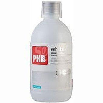 PHB Enjuague bucal white 500 ml