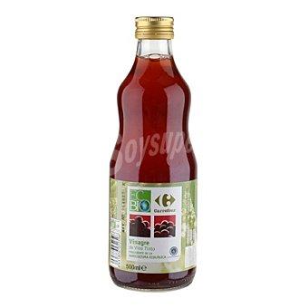 Carrefour Bio Vinagre de vino tinto 500 ml