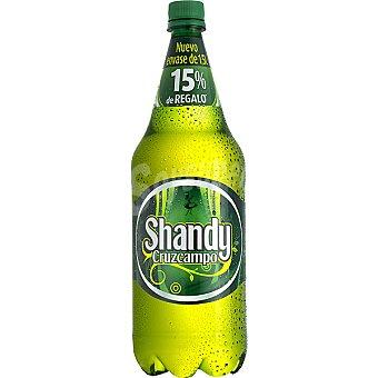 Cruzcampo Shandy Cerveza limón botella 6x25cl 6x25cl