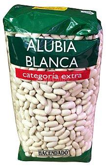 Hacendado Alubia blanca Paquete 1 kg