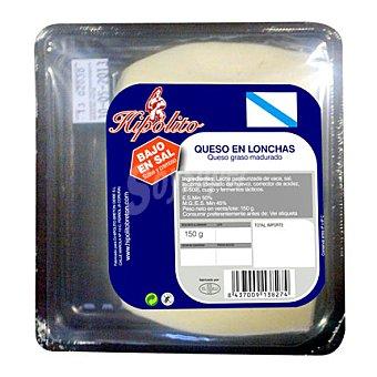 Hipolito Queso gallego en lonchas 150 g