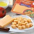 Taco de queso cheddar fundido 150 gr Granja La Luz