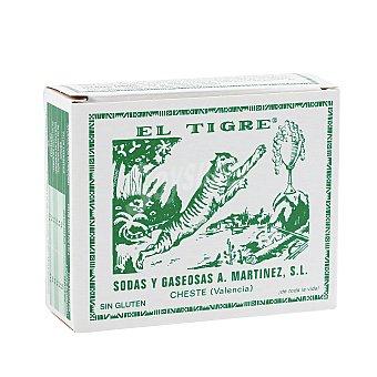 El Tigre Gaseosa Caja 39 g (8 sobres)