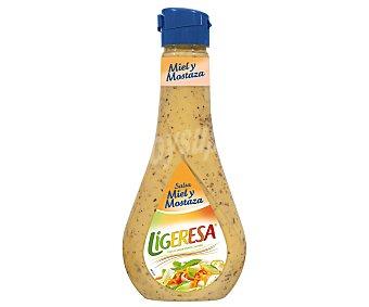 Ligeresa Salsa de miel y mostaza Bote 450 ml