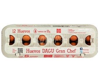 Dagu Huevos Clase S 12 Unidades