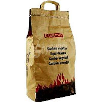 Eroski Carbón vegetal 3 kg