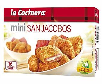 La Cocinera San jacobos mini Bolsa 300 g