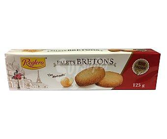 Reglero Galletas Palets Bretons con mantequilla 125 g