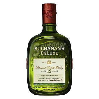 Buchanan's Whisky escocés 12 años Botella 1 l