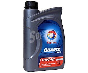 TOTAL Aceite sintético para vehículos diésel 1 Litro