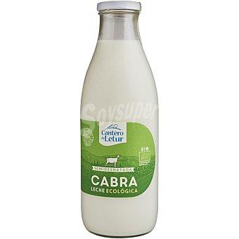 El Cantero de Letur Leche de cabra semidesnatada botella 1 l botella 1 l