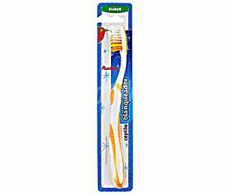 Auchan Cepillo Dental Blanqueador Suave 1u