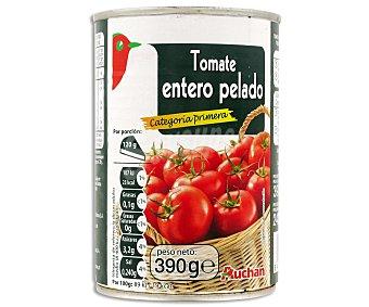 Auchan Tomate pelado entero Lata de 240 grs
