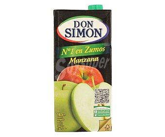 Don Simón Zumo de manzana Brick de 1 l