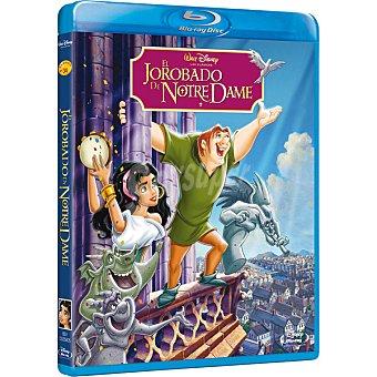 El jorobado de Notre Dame Blu-Ray