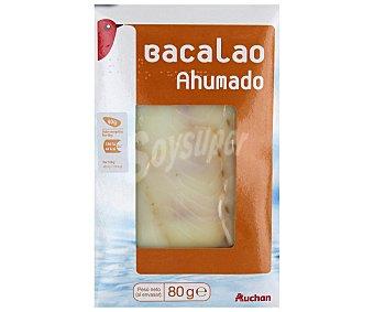 Auchan Bacalao ahumado 80 gramos