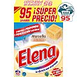 Detergente máquina polvo Marsella  maleta 95 cacitos Elena