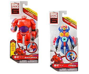 Disney Figuras articuladas de Big Hero 6 de 15 cm de alto 1 unidad