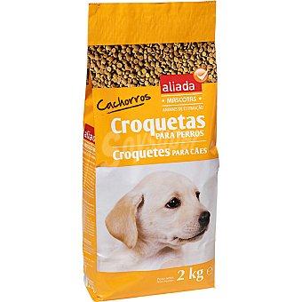 Aliada Croquetas para cachorros Bolsa 2 kg