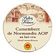 Queso camembert de Normandie pieza 250 g Pieza  Reflets de France
