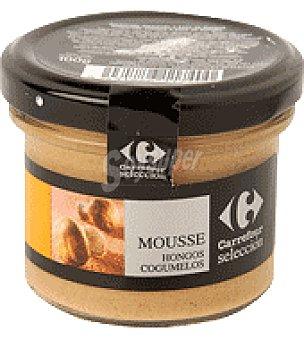 Carrefour Mousse de hongos cocumillos 100 g