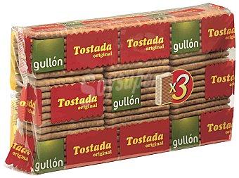 Gullón Galletas tostada 400 gr