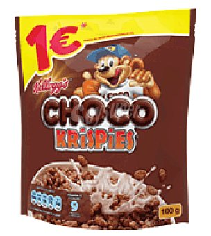 Kellogg's Cereales chocolate Choco Krispies 110 g