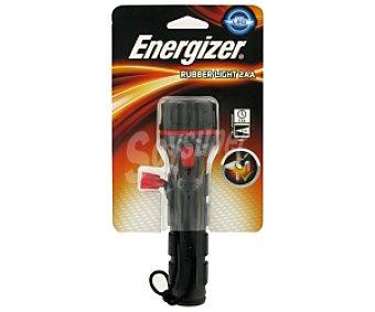 Energizer Linterna Rubber 2AA 1 Unidad