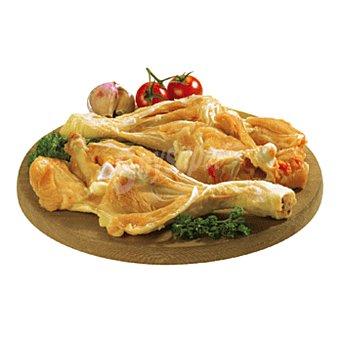 Muslos de pollo amarillo abiertos bandeja (peso aprox. ) 570 gr