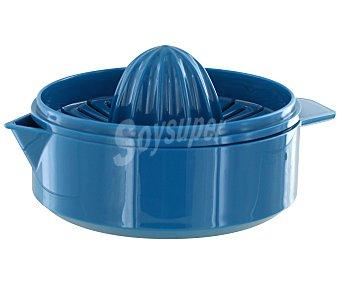 Productos Económicos Alcampo Exprimidor de plástico color azul 1 Unidad