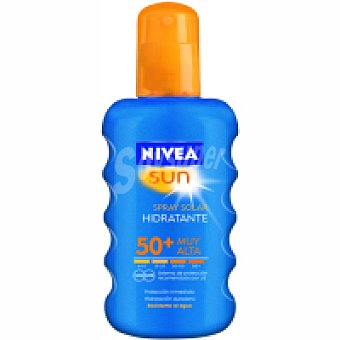 Nivea Sun Loción solar F50 Spray 200 ml