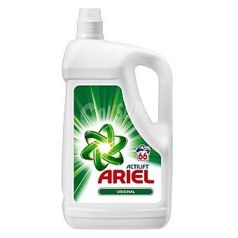 Ariel Detergente líquido Garrafa 66 dosis