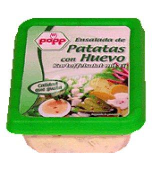 Popp Ensalada pasta con huevo bandeja 200 g