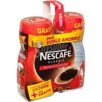 Nescafé Café descafeinado Pack 2x220 g