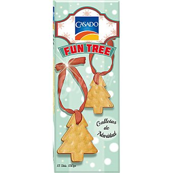 Casado galletas de Navidad paquete 150 g